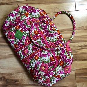 NEW Vera Bradley Weekender Lilli Bell Bag 💼